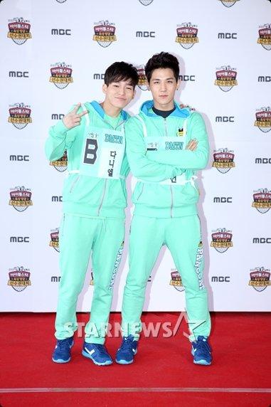 โบรา SISTAR และแดเนียล DMTN เกิดอุบัติเหตุระหว่างถ่ายทำรายการ 'Idol Star Athletics Championship'