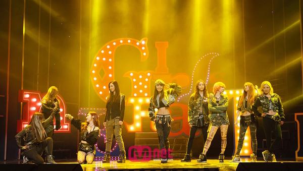 "[Live]SNSD โชว์เพลง ""I Got a Boy"" ในรายการ M!Countdown 130117"