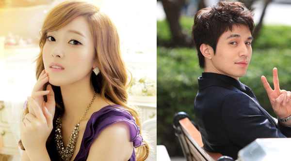 Jessica SNSD-Lee Dong Wook