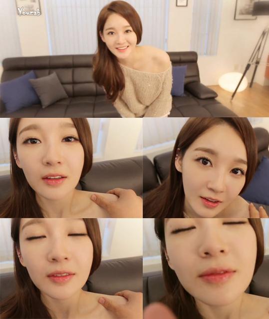 Kang Min Kyung - Gillette CF