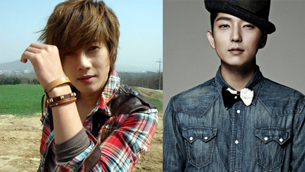 Kim Hyun Joong-Lee Joon Ki