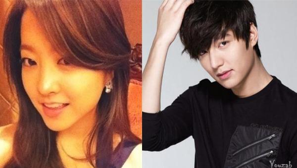 Park Bo Young-Lee Min Ho