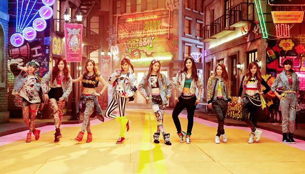 "[Live]SNSD โชว์เพลง ""I Got a Boy"" ในรายการ Music Bank 130118"