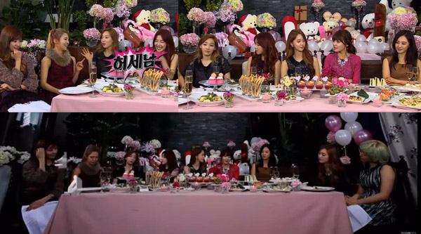 SNSD-Ideal Type