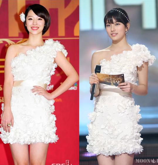 Sulli-SBS Drama Awards-Suzy-KBS Entertainment Awards