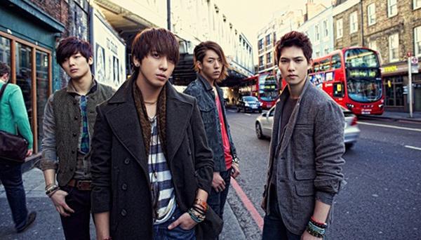 CNBLUE เปิดตัว MV ทีเซอร์สำหรับอัลบั้ม 'Re:Blue'