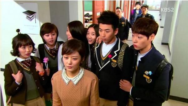 Core Contents Media โต้คำวิจารณ์การแสดงของดานี T-ara ในเรื่อง School 2013