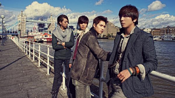 "[Live]CNBLUE คัมแบ็คด้วยเพลง ""Coffee Shop"" + ""I'm Sorry"" ในรายการ Inkigayo"