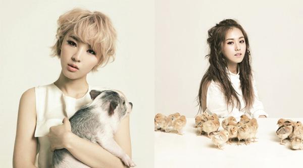 4Minute ปล่อยภาพทีเซอร์ของกายุนและจียุนกลุ่มย่อยในชื่อ '2Yoon'