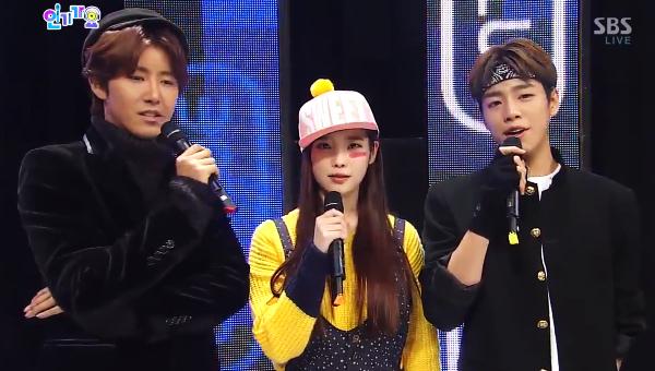 [Live]รวมการแสดงบนเวทีในรายการ Inkigayo 130120