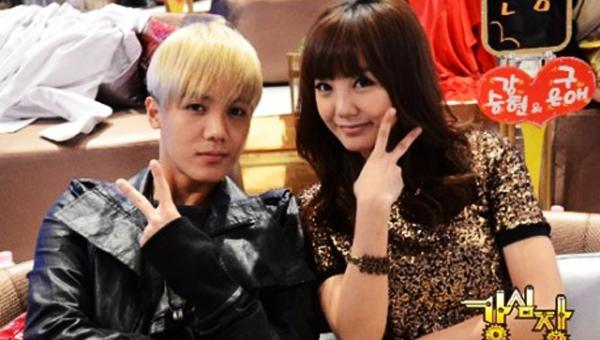 โกอึนอากล่าวถึงความสัมพันธ์ของเธอกับมีร์ MBLAQ น้องชายของเธอ