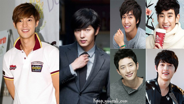 most anticipated male stars 2013