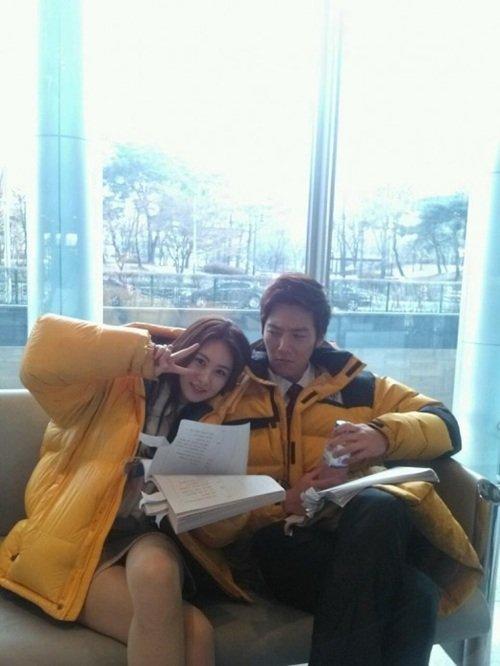ชอยจินฮยอกและซนอึนซอเลิกกันแล้ว!