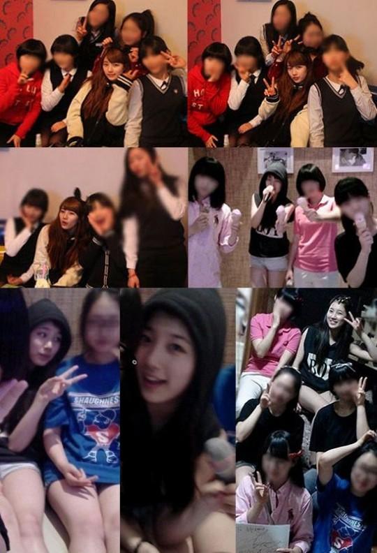 ภาพในอดีตของซูจี Miss A กับเพื่อนๆกำลังได้รับความสนใจอย่างมากในขณะนี้