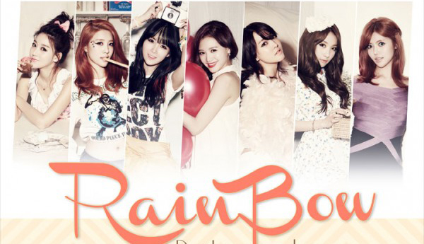 "[Live]มาแล้ว Rainbow คัมแบ็คในเพลง ""Tell Me Tell Me"" ในรายการ M!Countdown"