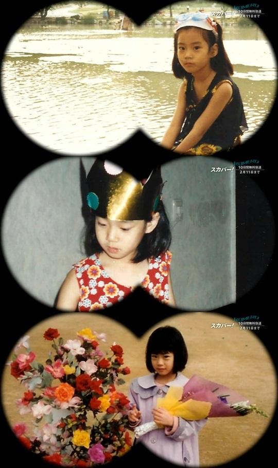 เผยภาพถ่ายในวัยเด็กของซึงยอน KARA ที่ดูไม่เปลี่ยนแปลงเลย