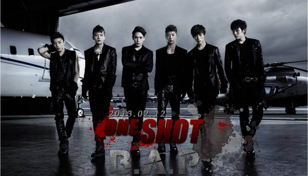 "B.A.P ปล่อย MV นานถึง 7 นาทีเพลง ""One Shot"" พร้อมกับปล่อยมินิอัลบั้มใหม่"