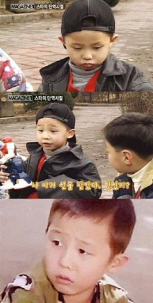 ภาพสมัยเป็นเด็กน้อยของ G-Dragon กำลังได้รับความสนใจ