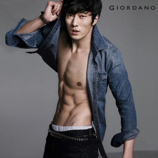 2. So Ji Sub