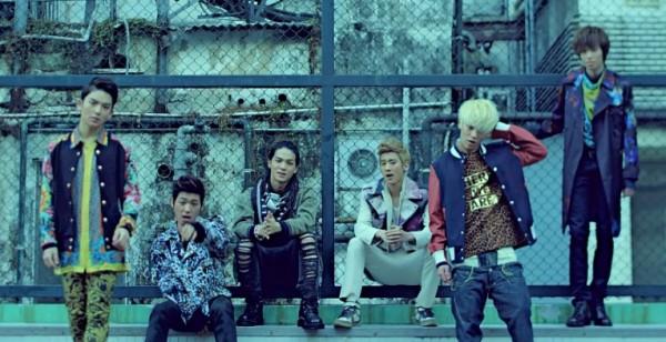 """TEEN TOP ปล่อย MV เพลง """"I Wanna Love"""""""
