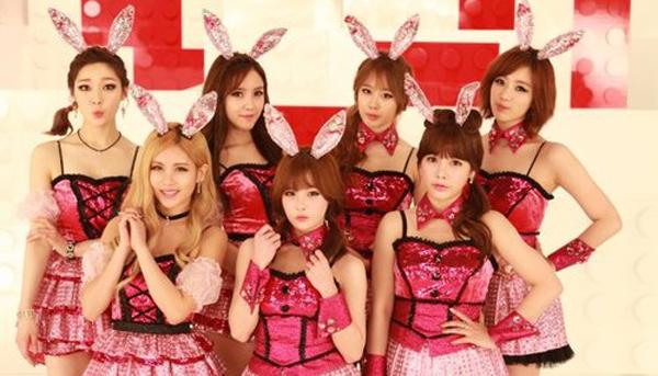 """สาวๆ T-ARA โชว์การแสดงและท่าเต้นของพวกเธอกับซิงเกิ้ลภาษาญี่ปุ่น """"Bunny Style"""""""