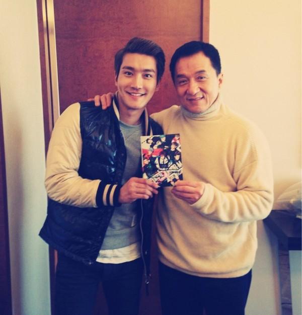 เฉินหลงจะปรากฏตัวในรายการ 'Running Man' พร้อมกับซีวอน Super Junior