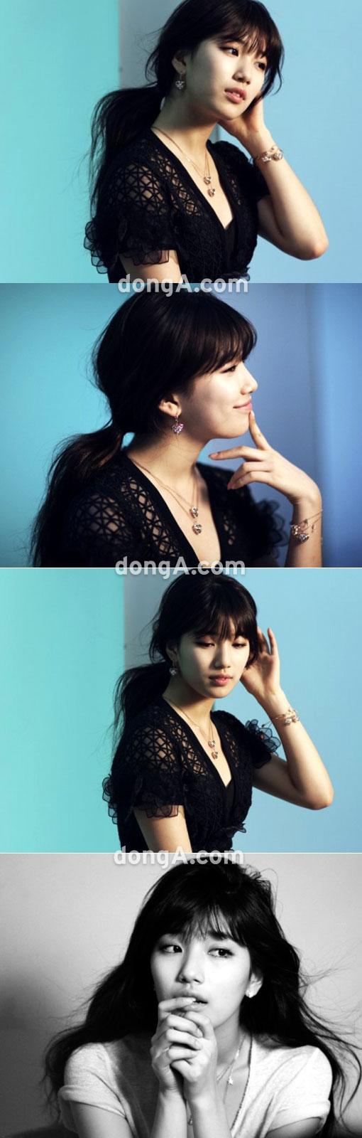 ภาพที่ไม่ได้เผยแพร่ของซูจี miss A ทำให้แฟนๆประทับใจ