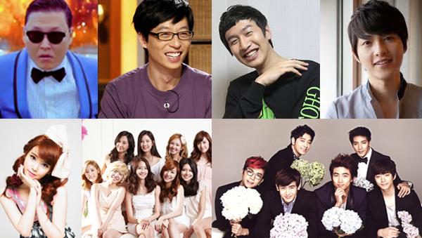 Forbes Korea-2013 ranking