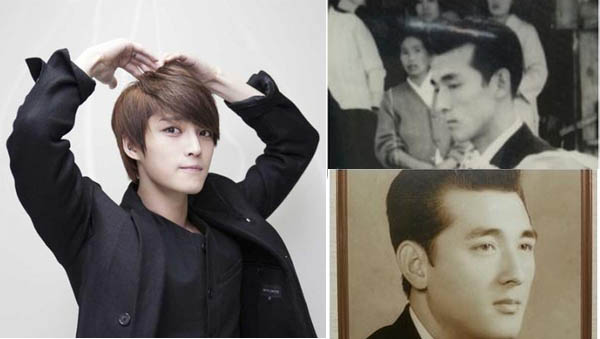 JaeJoong-father
