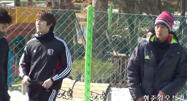 Kim Hyun Joong-Kim Hyung Jun-2