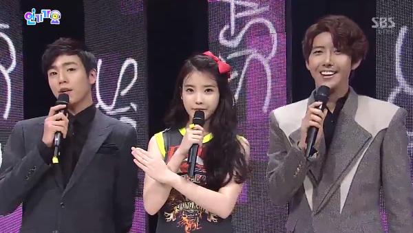 Kwanghee-Inkigayo-2