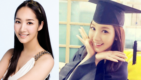 Park Min Young-Graduated