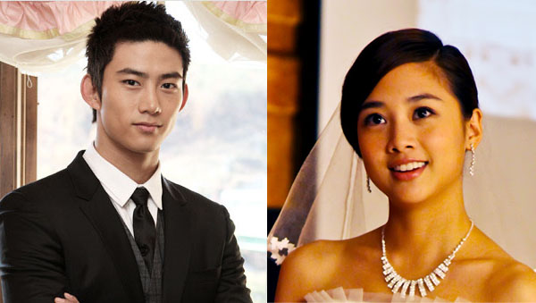 Taecyeon-Wu Ying Jie