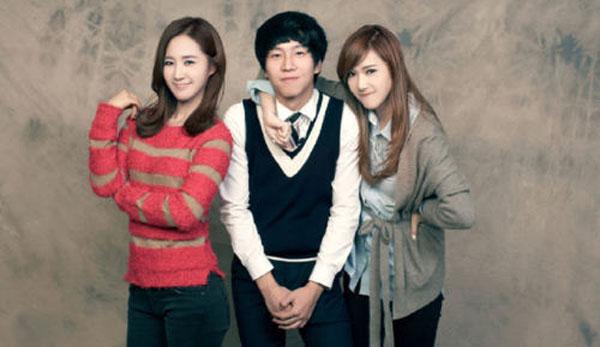 Yuri-Jessica-Goo Jisoo