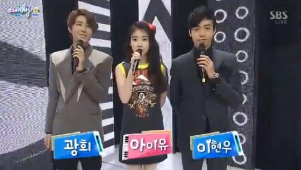 [Live]รวมการแสดงสดในรายการ Inkigayo 130203