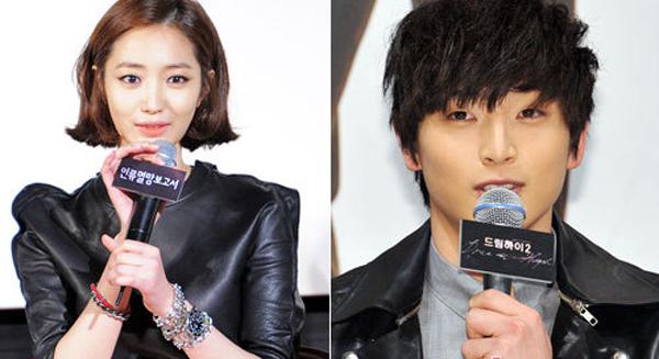 จินอุนจาก 2AM และนักแสดงโกจุนฮีจะเป็นคู่รักคู่ใหม่ในรายการ 'We Got Married'