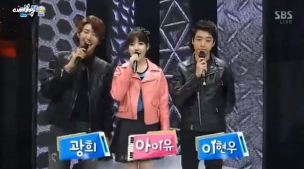 [Live]รวมการแสดงสดในรายการ Inkigayo 17/02/2013