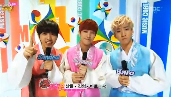 [Live]รวมการแสดงสดในรายการ Music Core 9/2/2013