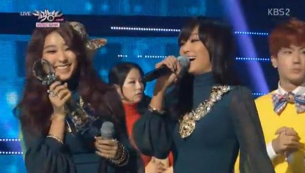 [Live]130222 ผู้ชนะในรายการ Music Bank ได้แก่...SISTAR19!! + Live วันนี้
