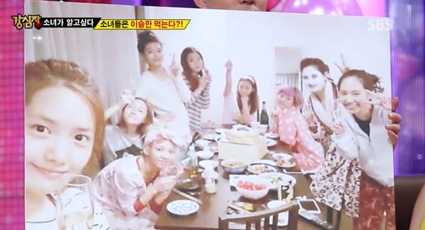 สาวๆ Girls Generation เผยภาพปาร์ตี้ส่วนตัวในชุดนอนที่ประเทศญี่ปุ่น