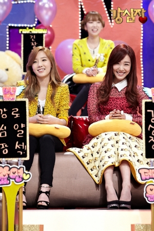 strong heart-Taeyeon-Tiffany