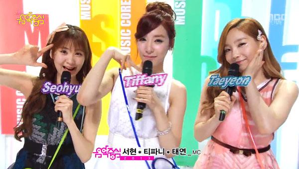 [Live]รวมการแสดงสดในรายการ Music Core 130202