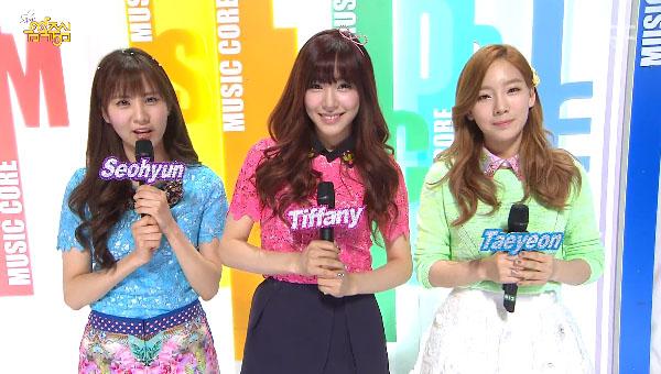 [Live]รวมการแสดงในรายการ Music Core 02/03/2013
