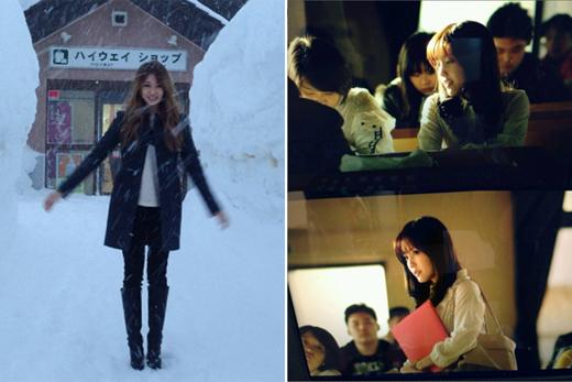 จียอน T-ARA บ่นคิดถึงฮโยมินเมื่อพวกเธออยู่ไกลกัน