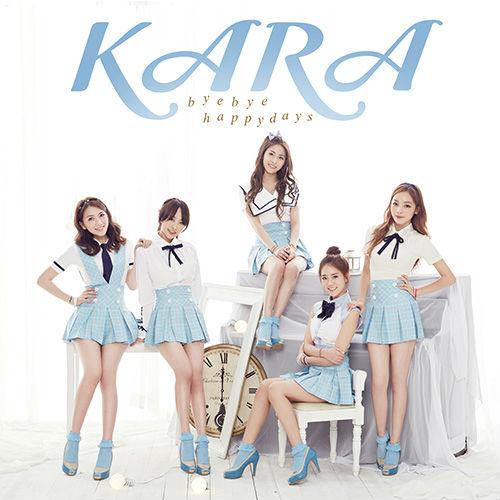 "KARA ปล่อย PV แบบสั้นสำหรับเพลง ""Bye Bye Happy Days"""