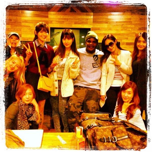 Girls Generation กำลังทำงานร่วมกับ Sean Garrett และ Ricky Luna ในอัลบั้มใหม่?