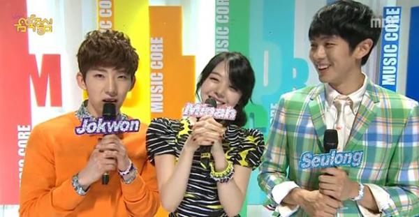 [Live]รวมการแสดงสดในรายการ Music Core ประจำวันที่ 16/3/2013 [HD]
