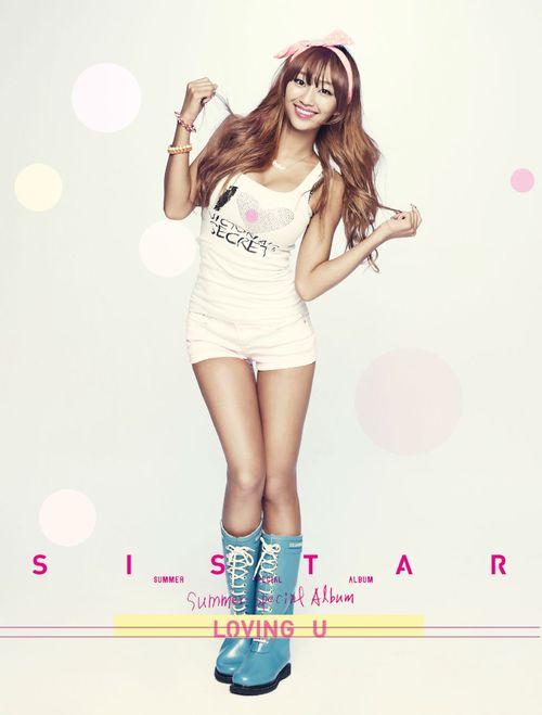 รวมศิลปินและไอดอลหญิง K-Pop ที่มีผิวสีแทนสุดเซ็กซี่!!
