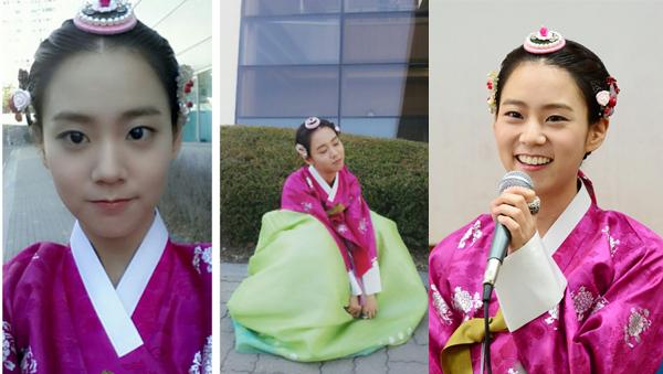 Seung Yeon-Hanbok