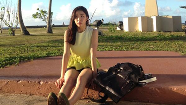 Shin Se Kyung-Guam